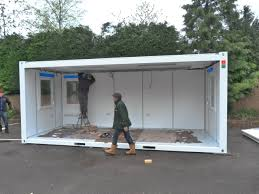 100 Convert A Shipping Container Into A House Conversion Internal Wall Setup
