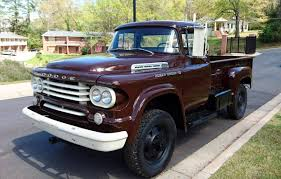 100 Old Lifted Trucks For Sale 1958 Dodge Power Wagon For Sale 1792523 Hemmings Motor News