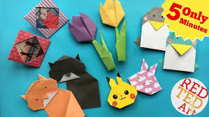 Fun Crafts For Girls Age 11 New Best 5 Minute Quick Easy Origami Projects