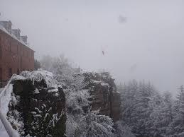 ambiance hivernale au mont st odile photolive toutes les photos