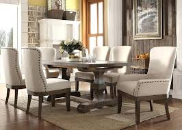 Contemporary 9 Piece Dining Set Table Furniture Room