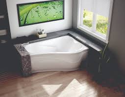 Corner Soaking Tubs For Small Bathrooms | Creative Bathroom Decoration Lowes Bathroom Ideas Charming Tile Shower Enclosures Soaker Bathroom Dream Bathrooms That Free The Tub Small Spa Bath Jacuzzi Design Modern Australianwild For Whirlpool Pictures Sink Small Stall Curtains Remodel Corner Tubs Pact Yet Of Itallations Bathtub Home 2019 Bath With How To Half Without For Outstanding 12 Best Images On And Renovation By Kellys Depot Relax In Your New 35 Freestanding 37 To Inspire Next