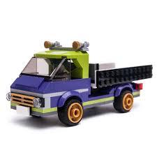 100 Lego Dump Truck LEGO MOC18163 70906 Super Heroes 2018 Rebrickable