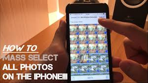 How to Select All s on iPhone the Quickest Way