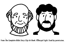 Coloring Pages Parable Of A Prodigal Son