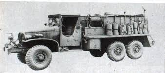 DESIGN OF MILITARY FIRE TRUCKS POSES SEVERAL NOVEL PROBLEMS - Fire ...