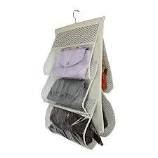 srl aufhänger handtücher taschen 5 fächer