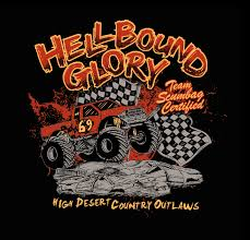 100 Monster Truck Music Hellbound Glory Shirt Rusty Knuckles Motors And