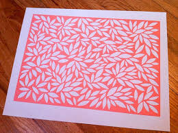 More Paper Cut Designs