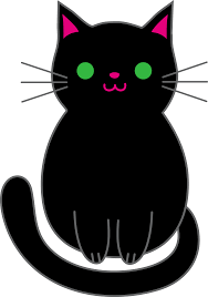 Black Cat Clipart Free Download Free The Cliparts