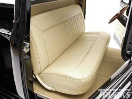 100 Chevy Truck Seats 1956 Ford F100 Bench Seat Upholstery Autos Post Dumbbell Bench Workout