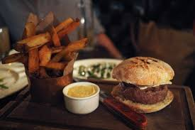 The Breslin Bar And Grill by Nyc The Breslin Michelin Rated English Pub Food Shelly In Real