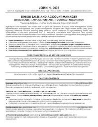 Sales Marketing Executive Resume Samplebr All Material Is Copyrighted By The