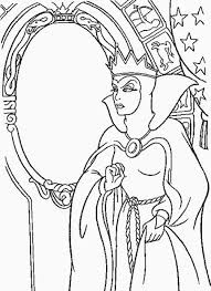 Coloring Pages Disney Villains Free Pinterest With Regard To Intended