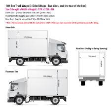 16ft Box Truck Wraps | Billboard Advertising Truck Stickers | Prints ... 2006 Gmc Savana Cutaway 16ft Box Truck 2008 Intertional Cf500 16ft Box Truck Dade City Fl Vehicle 2012 Used Isuzu Nrr 19500lb Gvwr16ft At Tri Leasing 2004 Ford E350 Econoline For Sale54l Motor69k 2018 New Hino 155 With Lift Gate Industrial Michael Bryan Auto Brokers Dealer 30998 Gmc 16 Ft Mag Trucks 2015 Ecomax Dry Van Bentley Services Eventxchange Buy And Sell Mobile Marketing Vehicles More 2014 Mitsubishi Fuso Canter Fe160