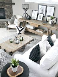 45 Cozy Modern Rustic Living Room Decor Ideas