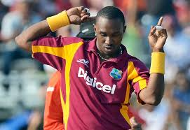 West Indies Cricketer Dwayne Bravo Dance