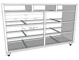 Dresser Drawer Slides Center Bottom Mount by How To Build A Diy Dresser