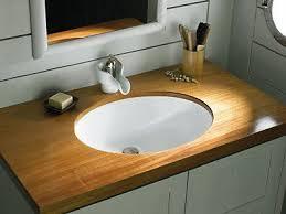 Kohler Overmount Bathroom Sinks by 16 Best Undermount Bathroom Sinks By Kohler Images On Pinterest