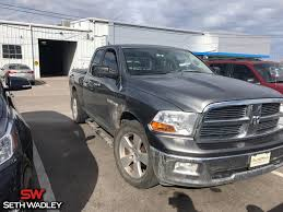 Used 2009 Dodge Ram 1500 SLT RWD Truck For Sale In Ada OK - J7201502A
