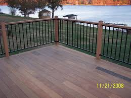 Best 25+ Composite Deck Railing Ideas On Pinterest | Deck Colors ... 1000 Ideas About Stair Railing On Pinterest Railings Stairs Remodelaholic Curved Staircase Remodel With New Handrail Replacing Wooden Balusters Spindles Wrought Iron Best 25 Iron Stair Railing Ideas On Banister Renovation Using Existing Newel Balusters With Stock Photos Image 3833243 Picture Model 429 Best Images How To Install A Porch Hgtv