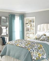 Great Combo Bedroom New Bedding Idea Add Yellow To The Already Barely Jade Colored