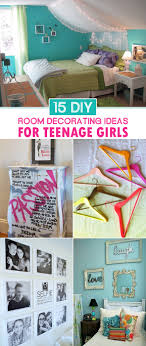 Bedroom Diy Projects For Teenage Girls Bedrooms Expansive Painted Wood Decor