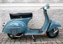 1964 VESPA 150 VBB Newly Restored Never Used