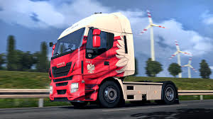 SCS Software's Blog: New ETS2 Paint Jobs: Canada, Poland Euro Truck Simulator 2 Gold Steam Cd Key Trading Cards Level 1 Badge Buying My First Truck Youtube Deluxe Bundle Game Fanatical Buy Scandinavia Nordic Boxed Version Bought From Steam Summer Sale Played For 8 Going East Linux The Best Price Steering Wheel Euro Simulator With G27 Scs Softwares Blog The Dlc That Just Keeps On Giving V8 Trucks For Sale Pictures Apparently I Am Not Very Good At Trucks Workshop