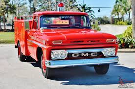 100 1966 Gmc Truck Spectacular All Original GMC 1 Ton Fire Just 18ooo Iles