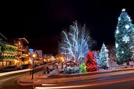 Christmas Towns and Getaways in the Northwest