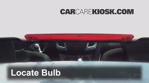 third brake light bulb change ford focus 2012 2016 2013 ford