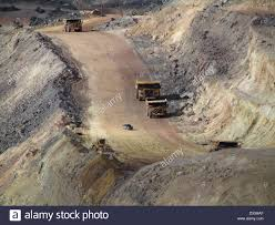 100 Northeastern Trucks Huge Trucks In The Biggest Canadian Open Pit Iron Mine In Fort