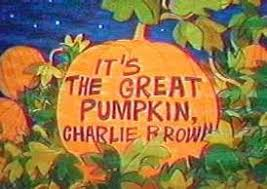 Linus Great Pumpkin Image by It U0027s The Great Pumpkin Charlie Brown