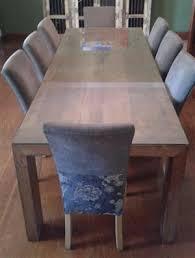 Home Decor Table U Leg Teak Recycle
