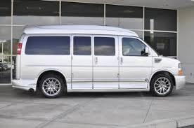 2012 Chevy Express 1500 Explorer Limited SE Conversion Van