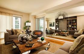 Lovely Rustic Living Room On Home Design Ideas Budget With Modern