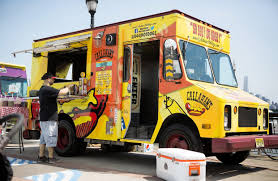 100 India Jones Food Truck Callahans Offers Historyand Hot Dogson Wheels WSJ