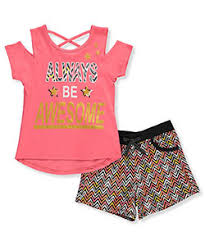 Real Love Girls 2 Piece Outfit