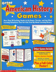 Great American History Games