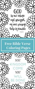 Free Printable Coloring Bible Verses Pages 38 In Book With