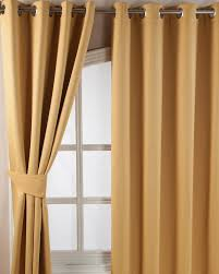Blackout Curtain Liner Eyelet by Yellow Herringbone Chevron Blackout Thermal Curtains Pair Eyelet