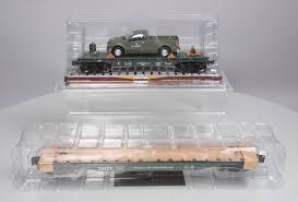 100 Menards Truck Buy 2793057 CNW Flatcar 2797847 US Army Flatcar With