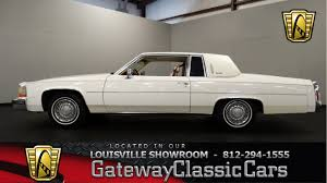 100 Louisville Craigslist Cars And Trucks 1980 Cadillac Coupe Deville Showroom Stock 1130