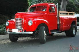 AWESOME Custom 41 International BIO DIESEL Shop Truck Pick Up Hot ...