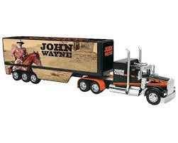 New Ray 10413 1/32 Kenworth W900 John Wayne [NRY10413] | Toys ... Diecast Kenworth Elvis Truck The Blue Suede 132 Scale By Newray Amazoncom Newray Peterbilt Us Navy Toy And Cattle Youtube Dcp T800 With Utility Dry Goods Trailer Carlile Ho Long Haul Semitrailer Kenworthcpr Model Power Mdp18007 Buy W900 With Flat Bed Hay 143 Grain Hauler Trucks Cars Toys Home 153 W900l Show Tractor Kw Other Action Figures New Ray Presley Replica Double Dump In