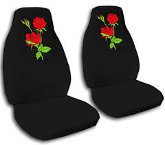 2 Black Car Seat Covers,With Red Roses - Buy Leather Seats,Sheepskin Seat  Covers,Auto Seat Cushion Product On Alibaba.com Atacs Camo Cordura Ballistic Custom Seat Covers S Bench Cover Velcromag Picture With Mesmerizing Truck Dog Browning Buckmark Microfiber Low Back 20 Saturday Wk Neoprene Cheap Find Deals On Line At Lifestyle C0600199 Tactical Black Amazoncom Arms Company Gold Logo Infinity Mossy Oak Country Camouflage Heather Full Size Seatsteering Wheel Floor Mats Browse Products In Autotruck Camoshopcom