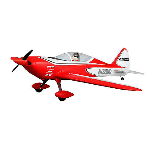E flite Commander Aerobatic Indoor Radio Controlled Airplane