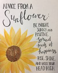 Sunflower Bath Gift Set by Sunflower Watercolor Quote Lovely Quotes And Pinterest