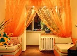 orange sheer curtains walmart 1407460430 1 orange sheer curtains